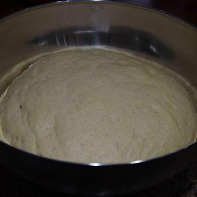 Фото рецепта - Пирог с капустой, сыром и картошкой - шаг 3