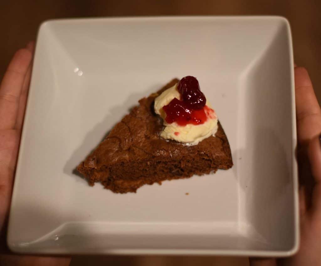 Фото рецепта - Шоколадный Брауни - шаг 5