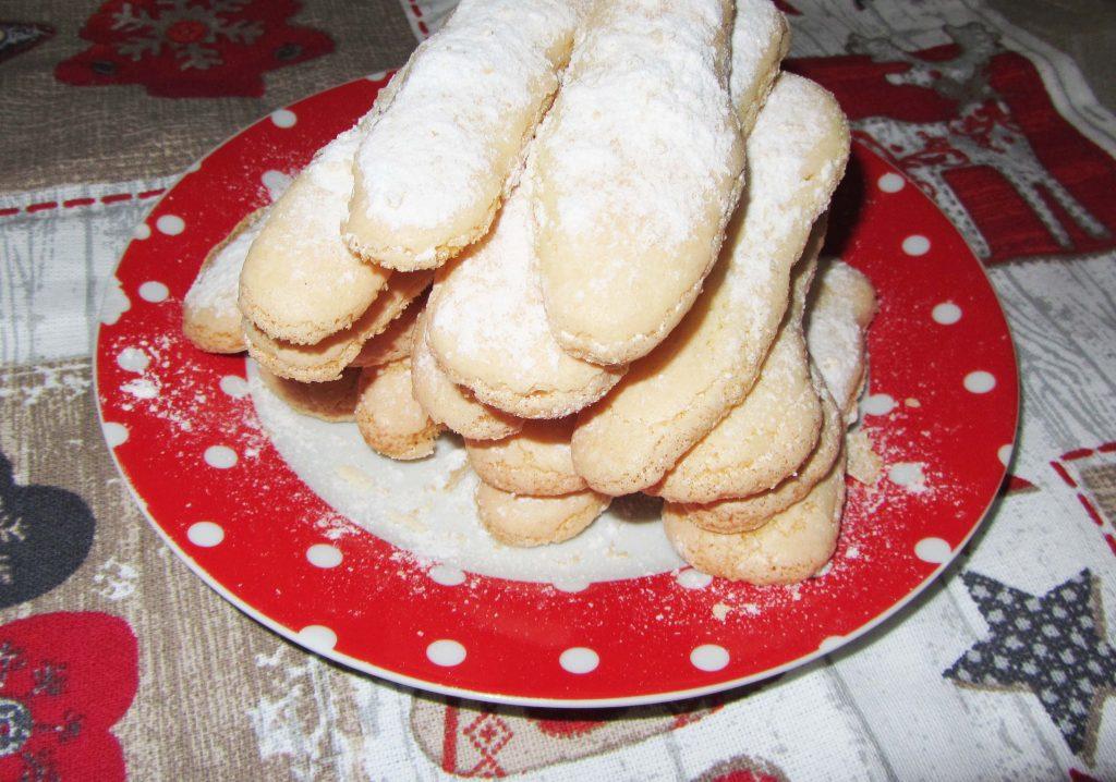 Фото рецепта - Печенье савоярди - шаг 5