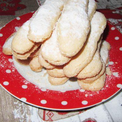 Печенье савоярди - рецепт с фото