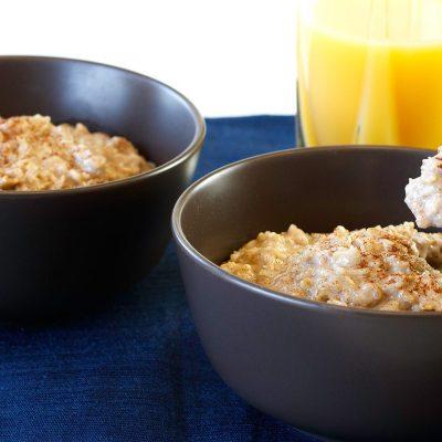 Овсяная каша на кокосовом молоке - рецепт с фото