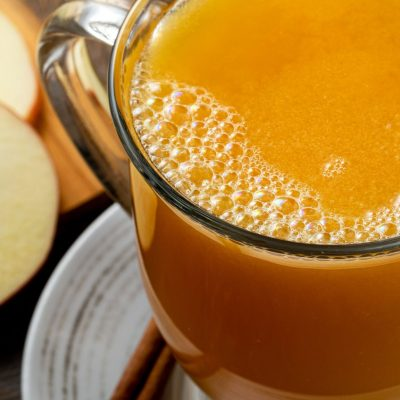 Пряный сидр с цитрусами - рецепт с фото