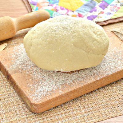 Постное заварное тесто для вареников, пельменей, мантов - рецепт с фото