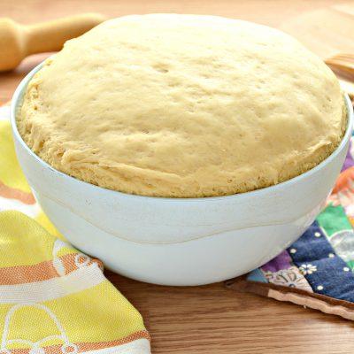 Опарное дрожжевое тесто - рецепт с фото