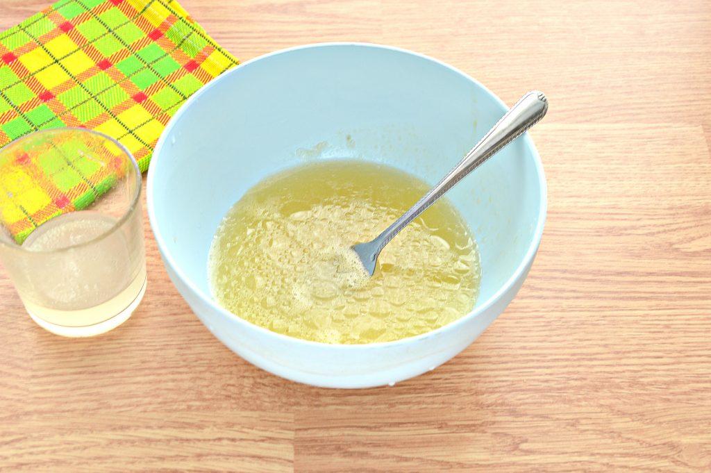Фото рецепта - Тесто для пельменей на бульоне - шаг 3