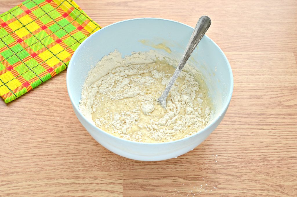 Фото рецепта - Тесто для пельменей на бульоне - шаг 5