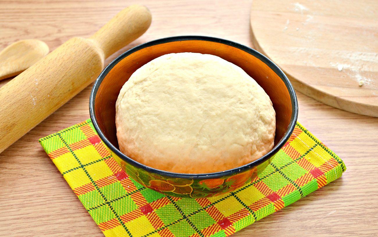 Тесто для пельменей на бульоне