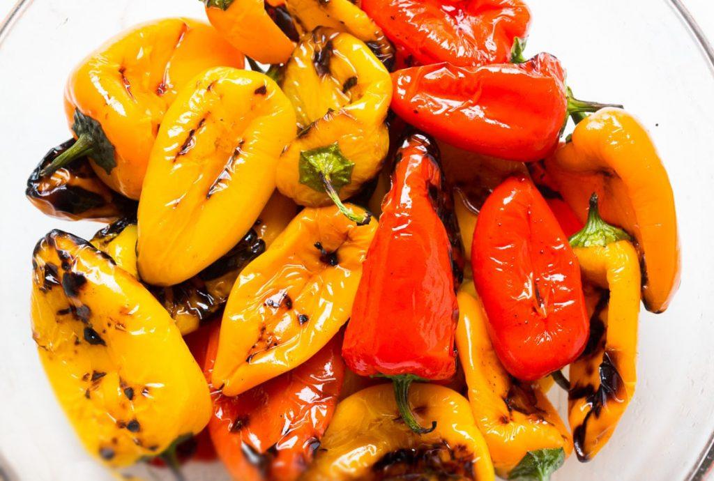 Фото рецепта - Болгарский маринованный перец - шаг 2