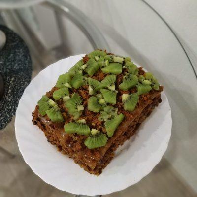 Вкусный слоеный морковный торт - рецепт с фото