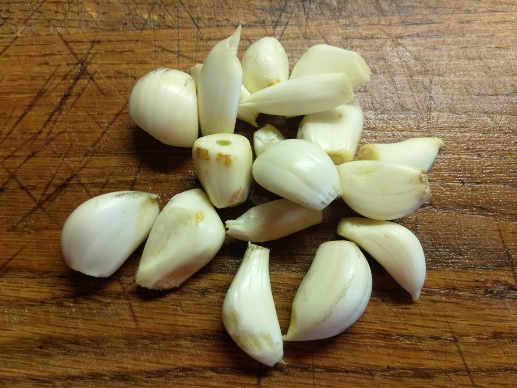 Фото рецепта - Овощное рагу из тыквы и шампиньонов - шаг 5