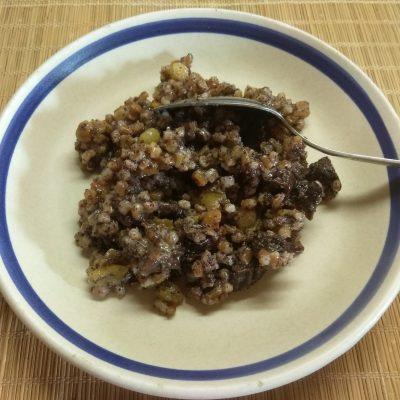Кутья традиционная с сухофруктами - рецепт с фото
