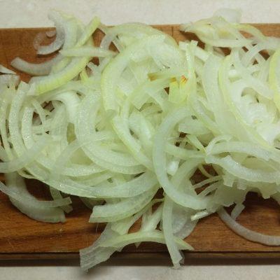 Фото рецепта - Фриттата с тыквой под сырной корочкой - шаг 1