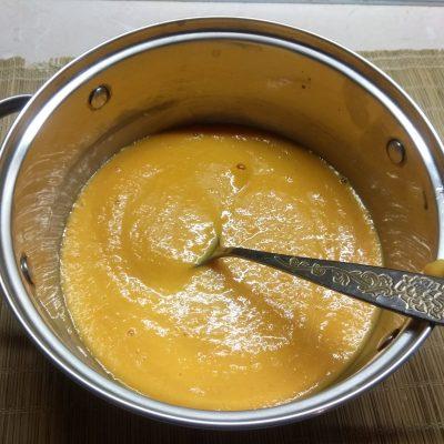 Фото рецепта - Тыквенные пряные оладьи - шаг 1