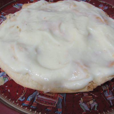 """Фото рецепта - Слоеный торт """"Наполеон"""" - шаг 8"""