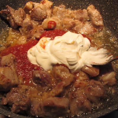 Фото рецепта - Подлива из мяса свинины - шаг 4