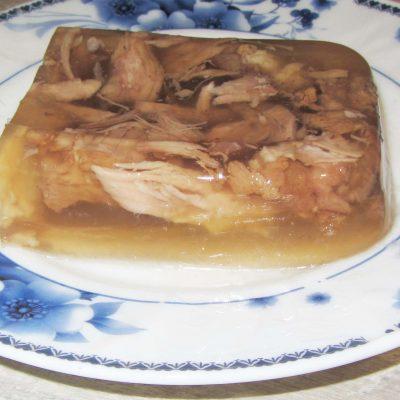 Холодец из свинины - рецепт с фото