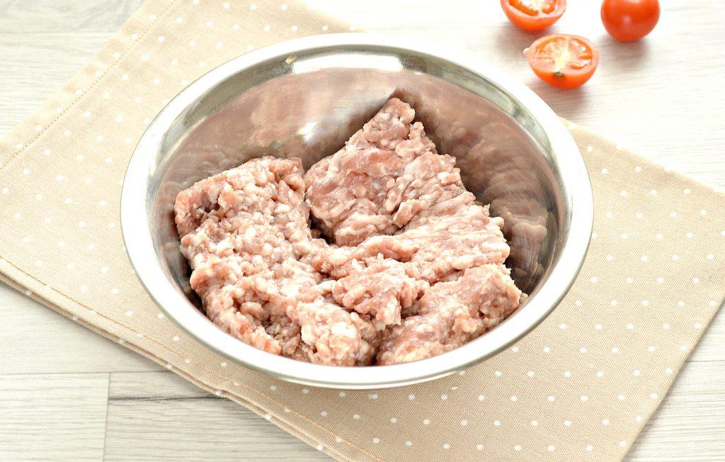 Фото рецепта - Пельмени с телятиной - шаг 1