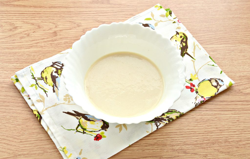 Фото рецепта - Налистники с сыром (блины на молоке и воде) - шаг 2