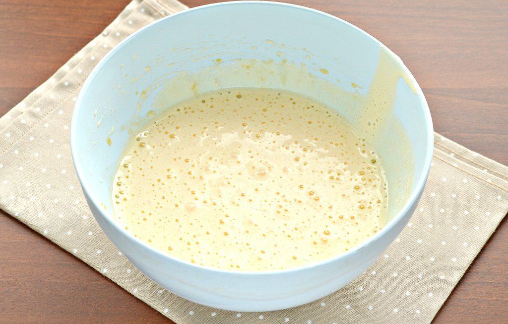 Фото рецепта - Домашние вафли на сливочном масле (с какао-порошком) - шаг 2