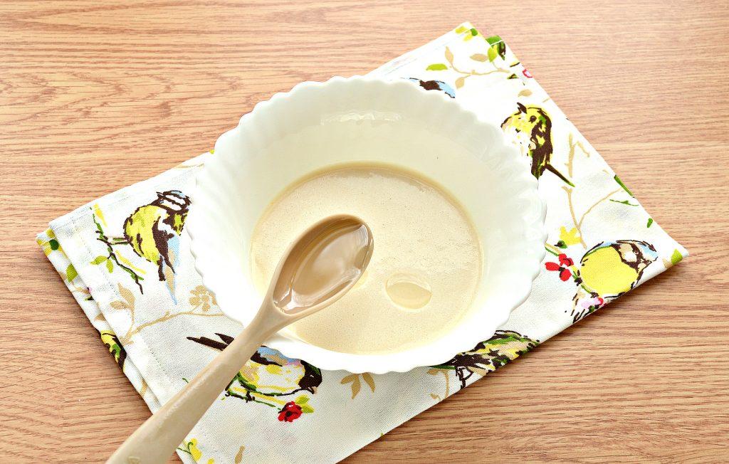 Фото рецепта - Налистники с сыром (блины на молоке и воде) - шаг 3