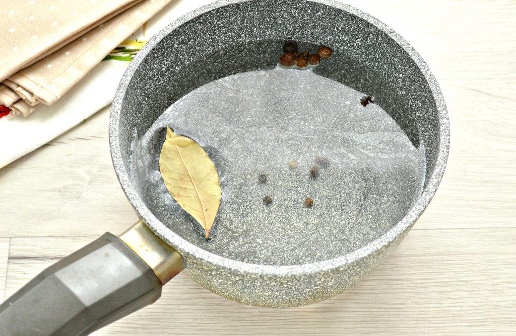 Фото рецепта - Креветки вареные - шаг 4