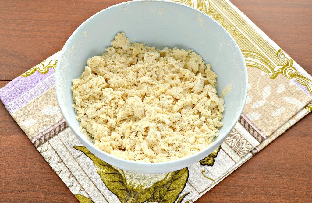 Фото рецепта - Песочное тесто для пирогов - шаг 4