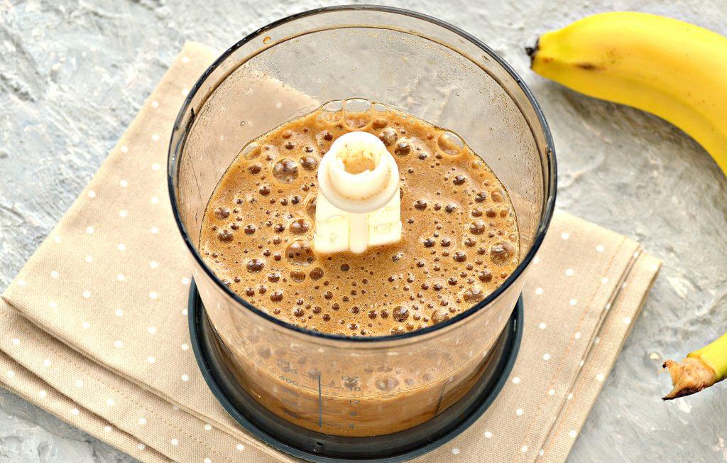 Фото рецепта - Охлажденный банановый латте - шаг 4