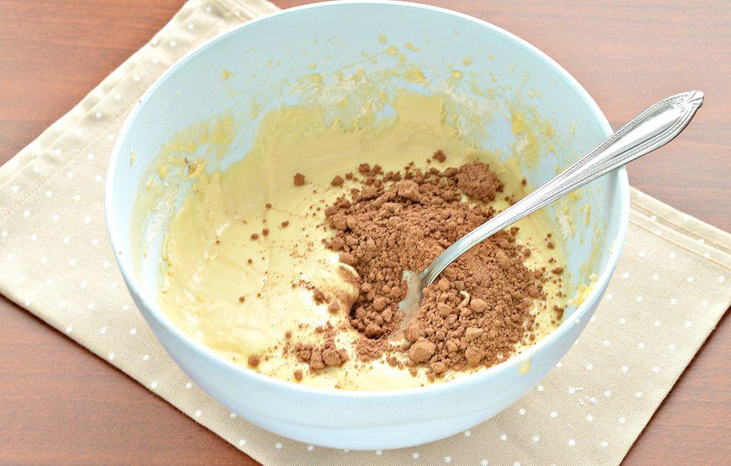 Фото рецепта - Домашние вафли на сливочном масле (с какао-порошком) - шаг 5