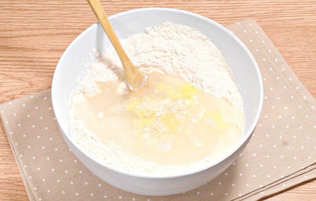 Фото рецепта - Нежное тесто для пельменей со сливочным маслом - шаг 5