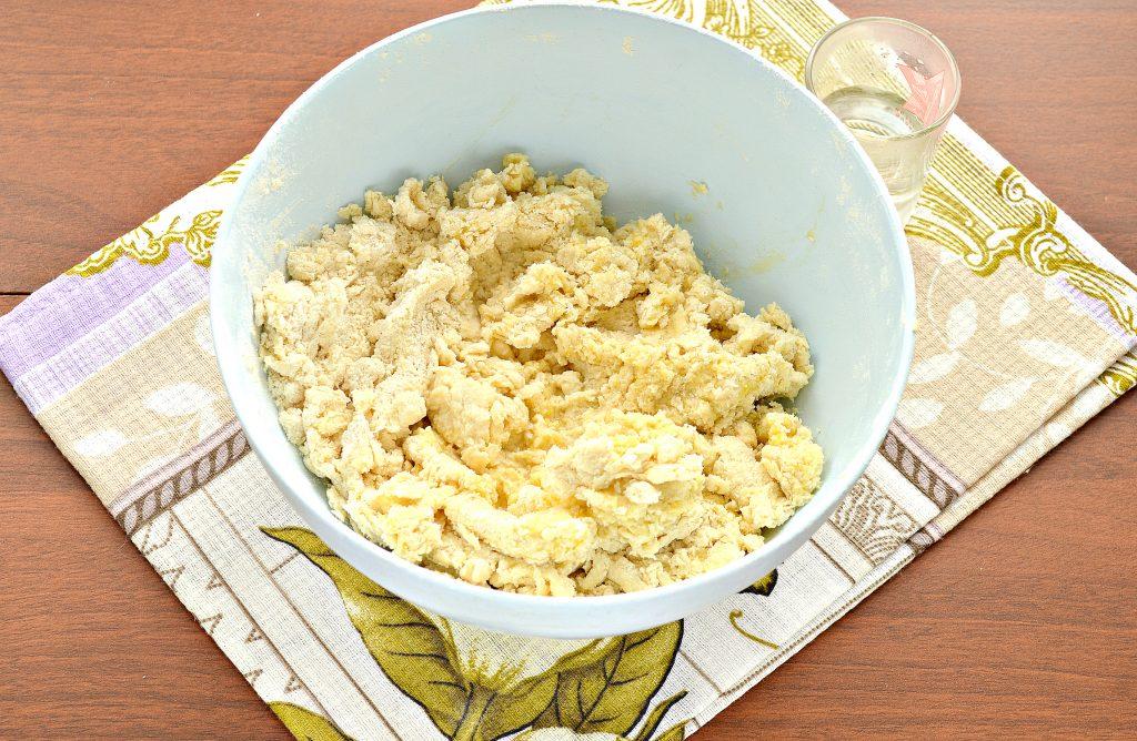 Фото рецепта - Песочное тесто для пирогов - шаг 6