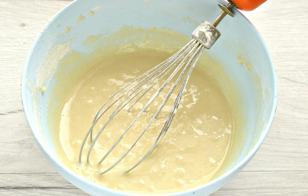 Фото рецепта - Домашние вафли на молоке - шаг 6