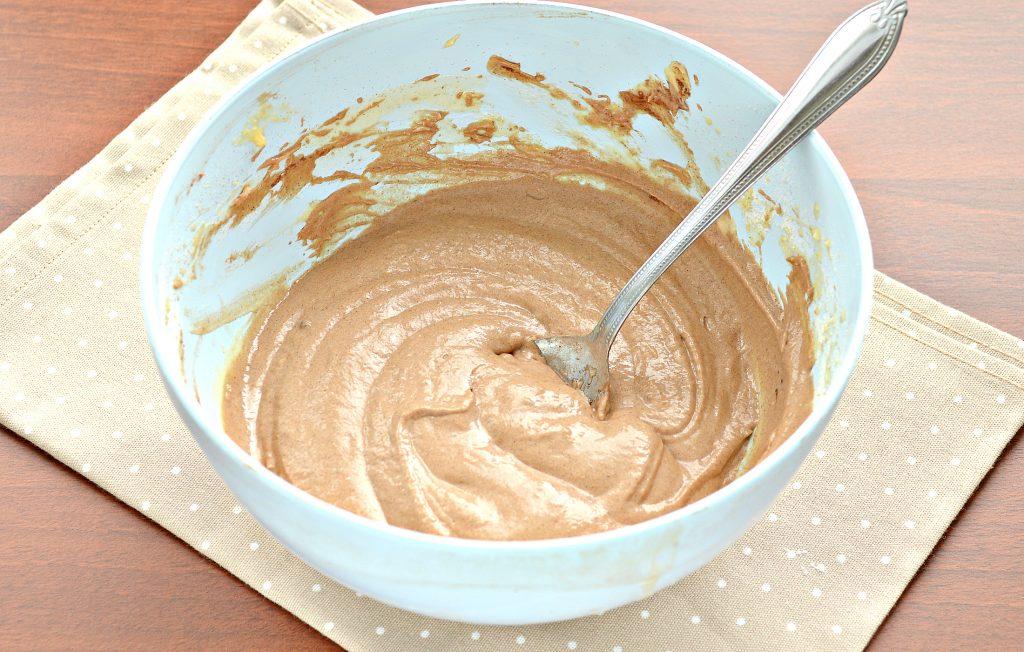 Фото рецепта - Домашние вафли на сливочном масле (с какао-порошком) - шаг 6