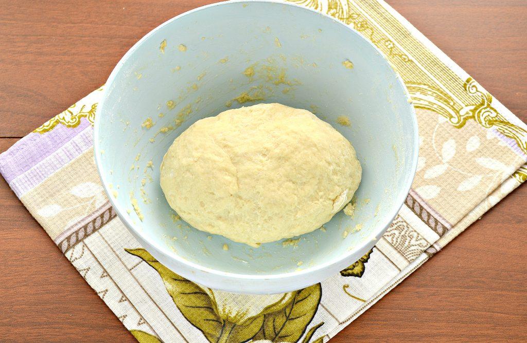 Фото рецепта - Песочное тесто для пирогов - шаг 7