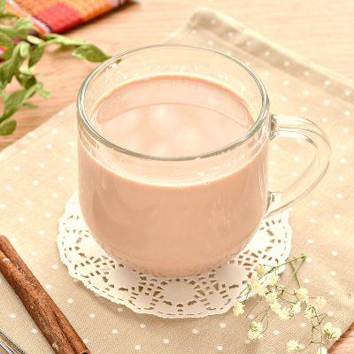 Чай с корицей и молоком - рецепт с фото