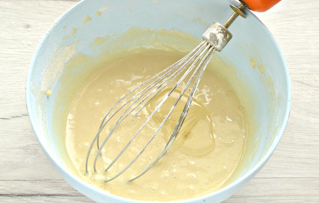 Фото рецепта - Домашние вафли на молоке - шаг 7