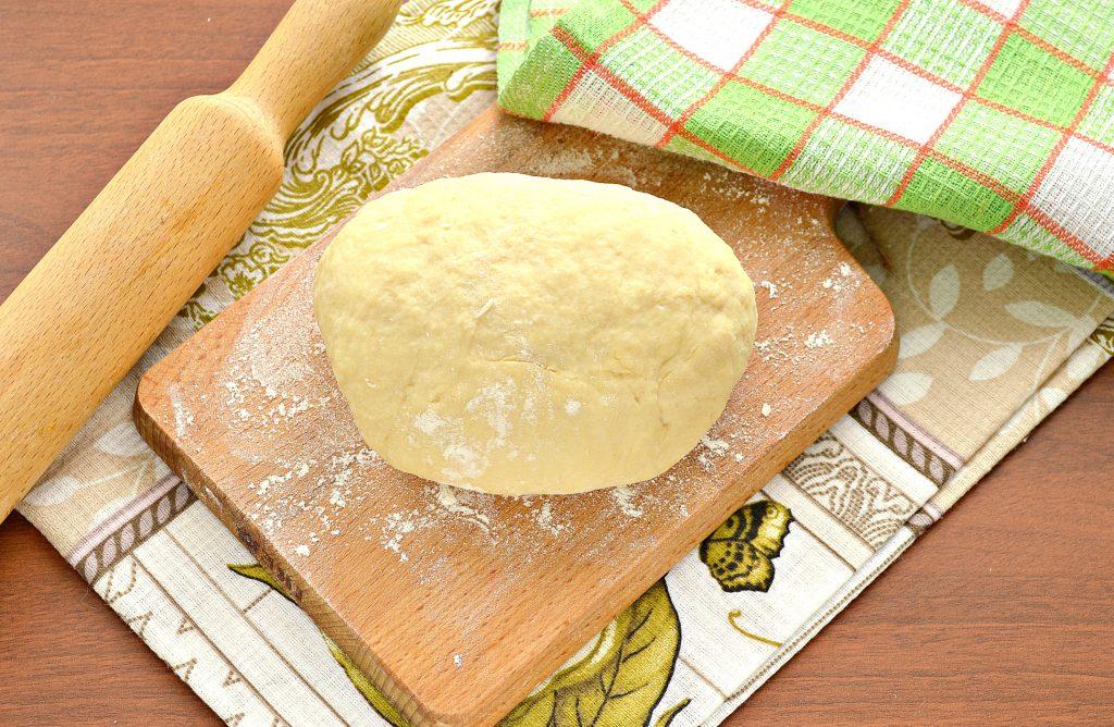 Фото рецепта - Песочное тесто для пирогов - шаг 9