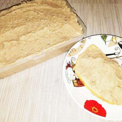 Форшмак из телятины и слабосоленой сельди - рецепт с фото