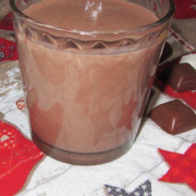 Горячий шоколад из какао-порошка - рецепт с фото