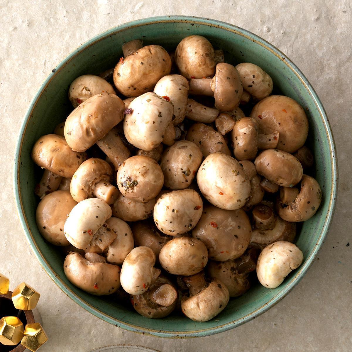 Маринованные грибы по-испански