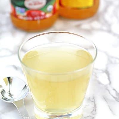 Напиток с яблочным уксусом и медом - рецепт с фото