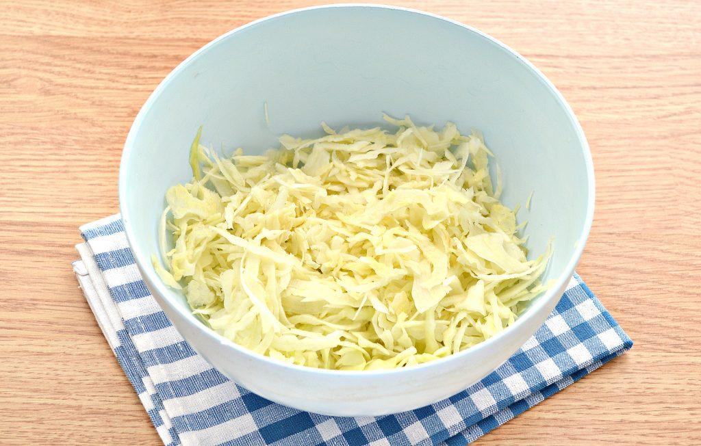 Фото рецепта - Капустный салат Коул Слоу как в KFC - шаг 1