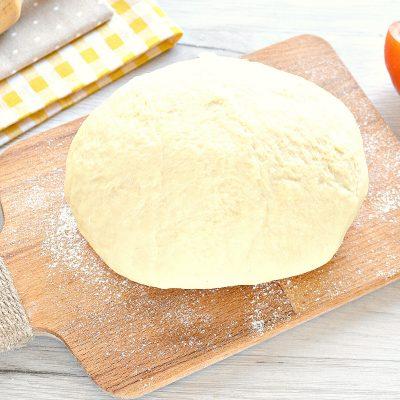 Тесто для курника на кефире - рецепт с фото