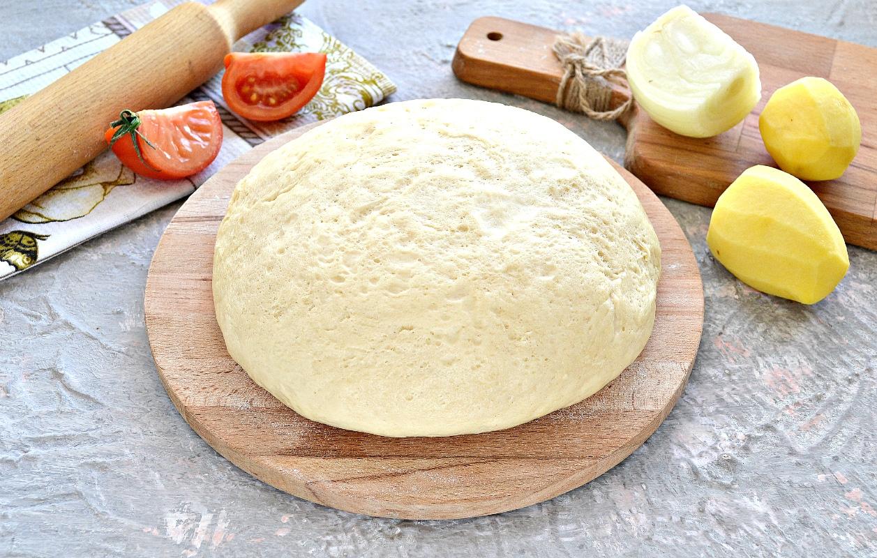 Венское дрожжевое тесто для выпечки
