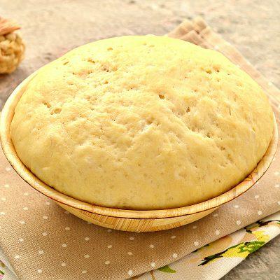 Песочно-дрожжевое тесто - рецепт с фото