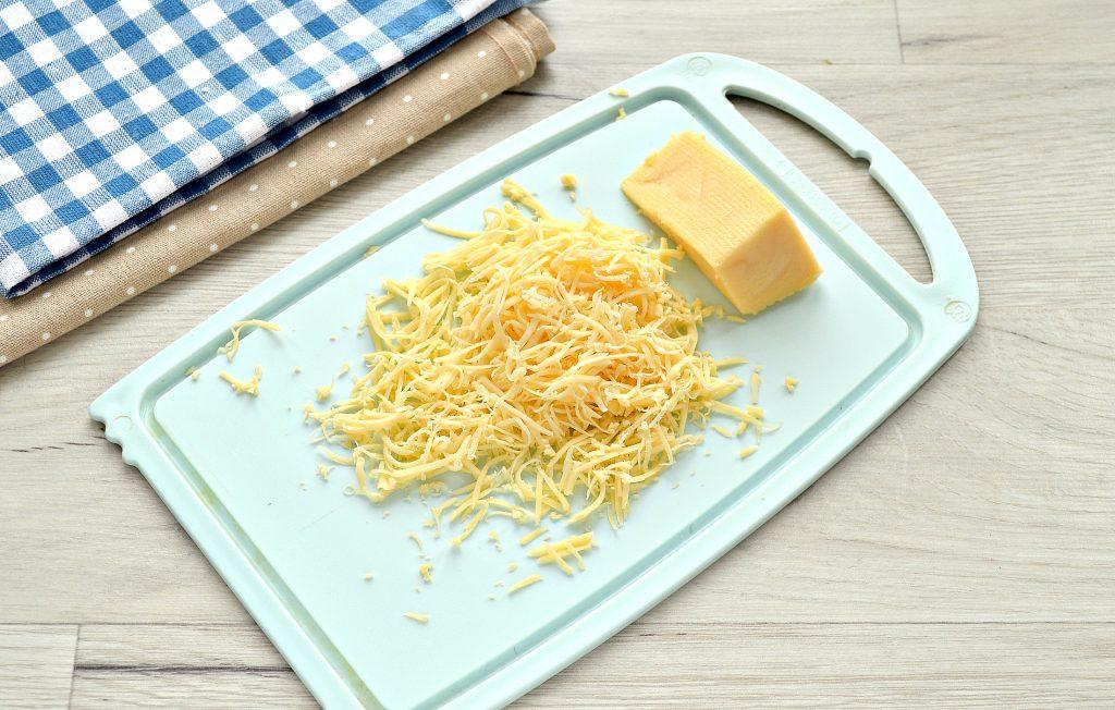 Фото рецепта - Картофельное пюре с сыром - шаг 2