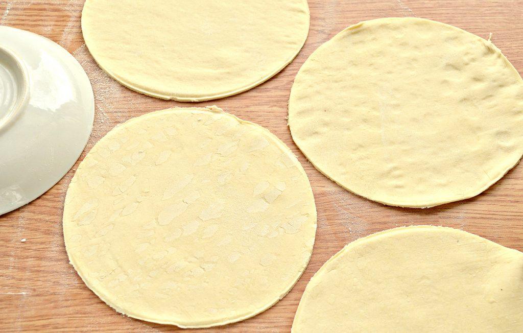 Фото рецепта - Самса с мясным фаршем - шаг 3