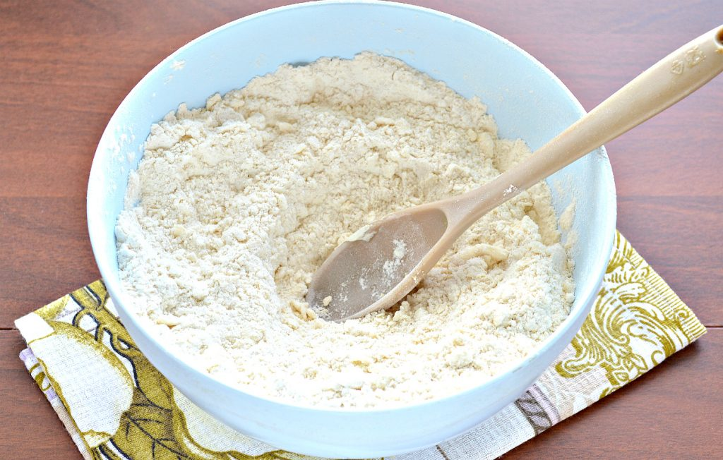 Фото рецепта - Венское дрожжевое тесто для выпечки - шаг 3