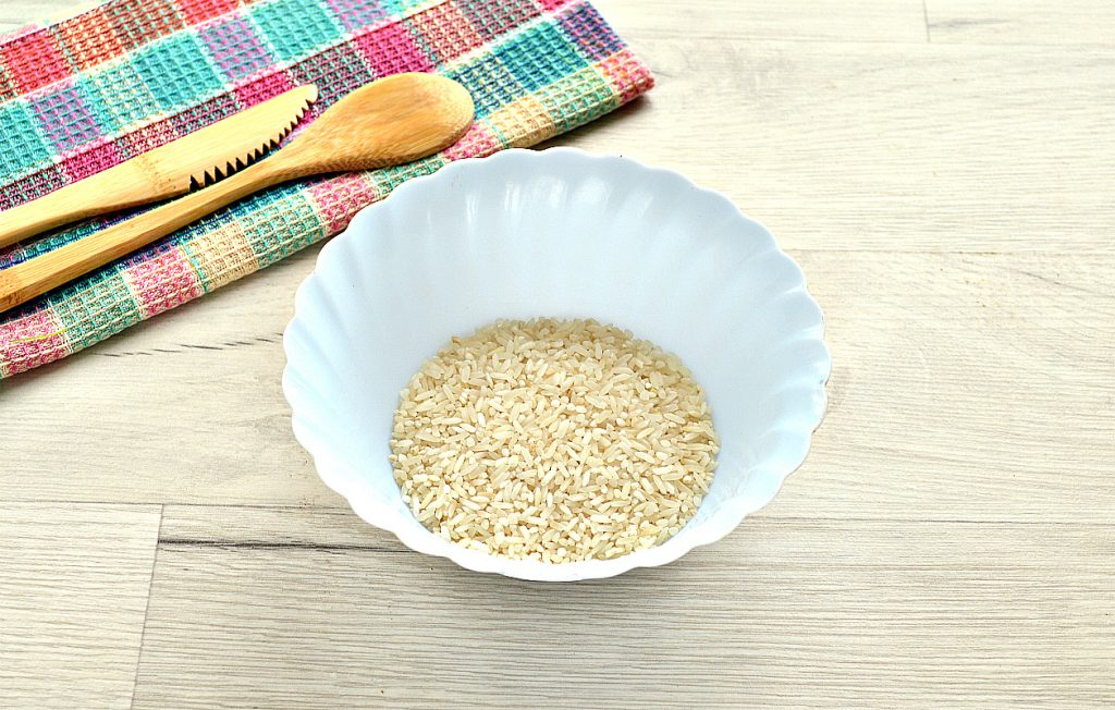 Фото рецепта - Рисовый суп со свининой - шаг 3