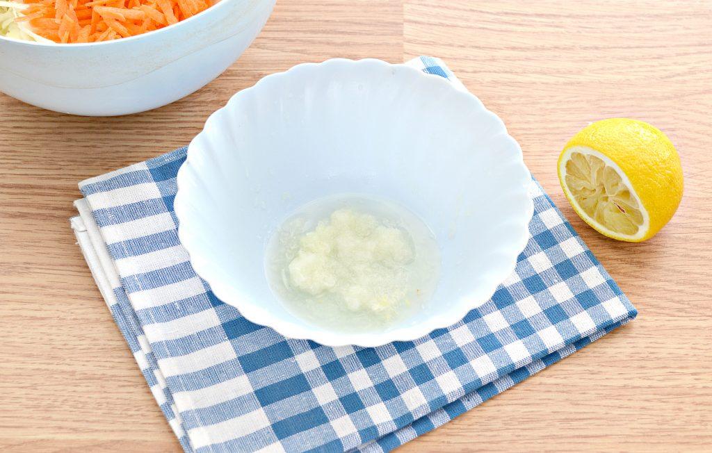Фото рецепта - Капустный салат Коул Слоу как в KFC - шаг 3