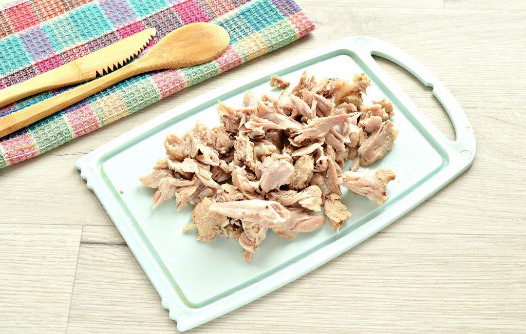 Фото рецепта - Рисовый суп со свининой - шаг 5